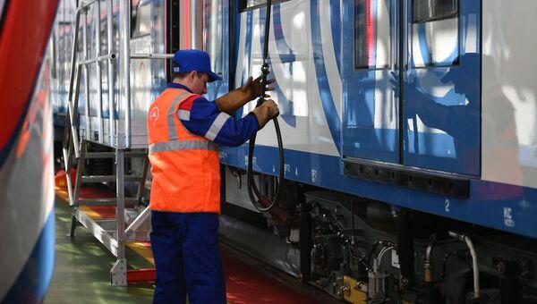 Запуск первых поездов Москва на Таганско-Краснопресненской линии