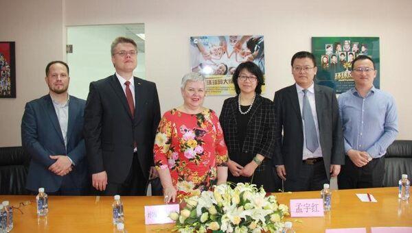 Sputnik начинает сотрудничество с китайским Global Times Online. Архив