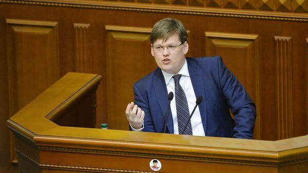 Вице-премьер Украины Павел Розенко. Архивное фото