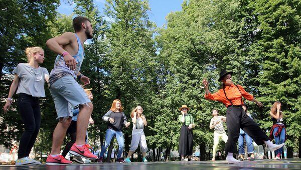 Благотворительный танцевальный марафон пройдет в Москве