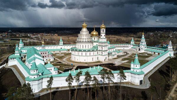Воскресенский Ново-Иерусалимский ставропигиальный мужской монастырь в Московской области. Архивное фото