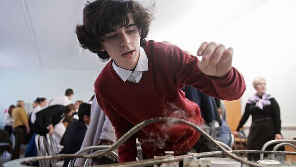 Фестиваль научно-технического творчества молодежи. Архивное фото