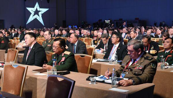 VI Московская конференция по международной безопасности