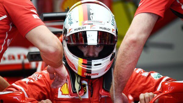 Автоспорт. Формула-1. Гран-при России. Свободные заезды. Вторая сессия