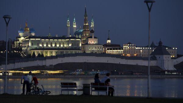 Казанский кремль. Архивное фото