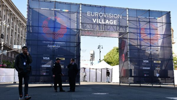 Конкурс Евровидение в Киеве