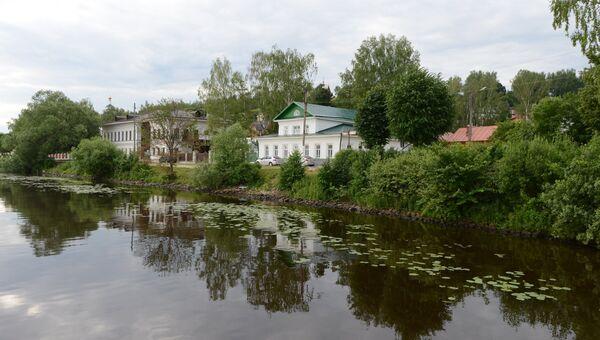 Ивановская область, город Плес