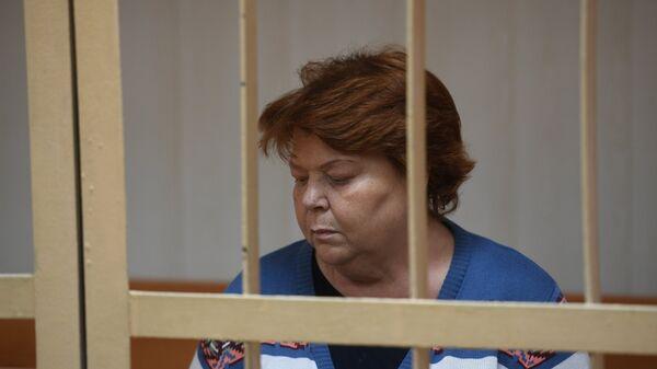 Бывший главный бухгалтер театральной труппы Седьмая студия Нина Масляева