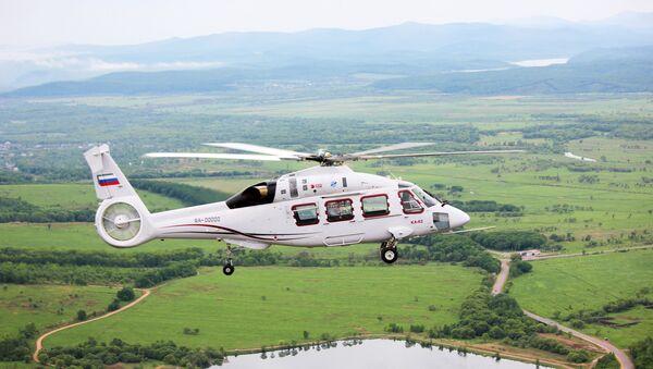 Вертолет Ка-62. Архивное фото