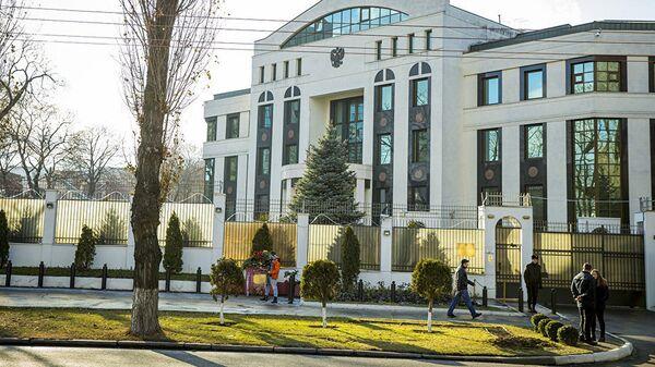 Посольство России в Молдавии