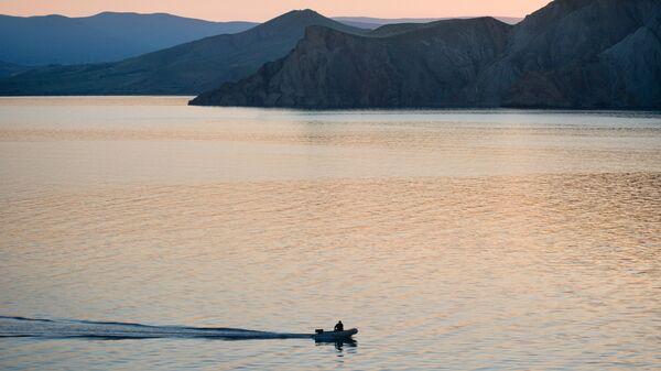 Побережье Черного моря. Архивное фото