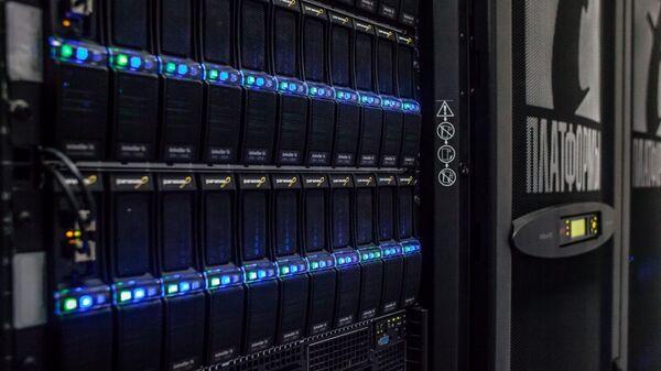 Суперкомпьютер СКИФ Cyberia в Томском государственном университете