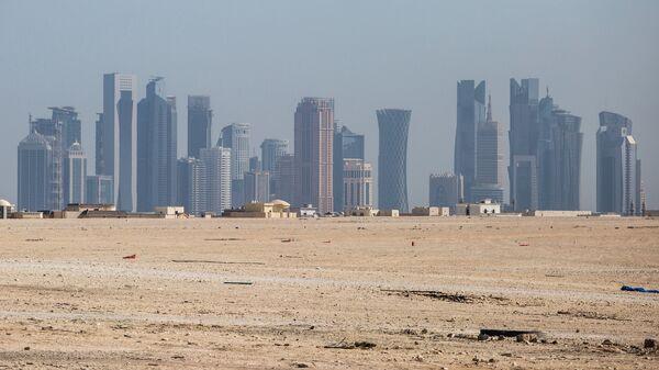 Район Вест-Бэй города Доха, Катар. Архивное фото