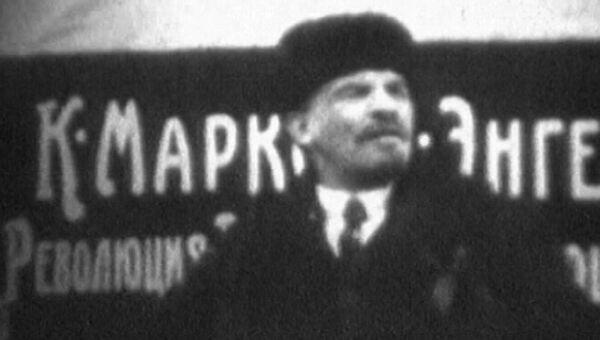 Владимир Ленин: взрыватель революции