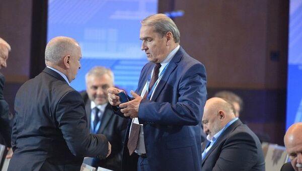 Политик Петр Ющенко. Архивное фото