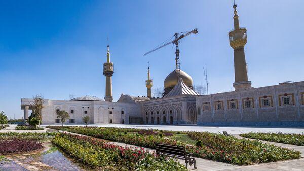 Мавзолей Хомейни в Тегеране, Иран. Архивное фото