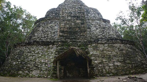 Город цивилизации майя Коба