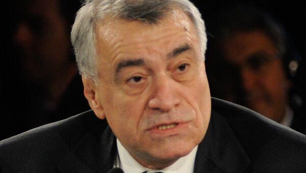 Министр энергетики Азербайджана Натиг Алиев. Архивное фото