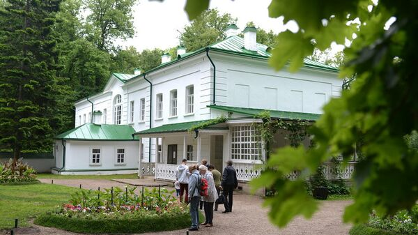 Музей-усадьба Л.Н. Толстого Ясная Поляна в Тульской области