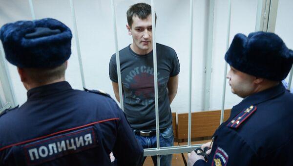 Олег Навальный, архивное фото
