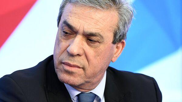 Посол Палестины в Москве Абдель Хафез Нофаль
