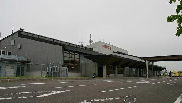 Аэропорт Накасибэцу на Хоккайдо