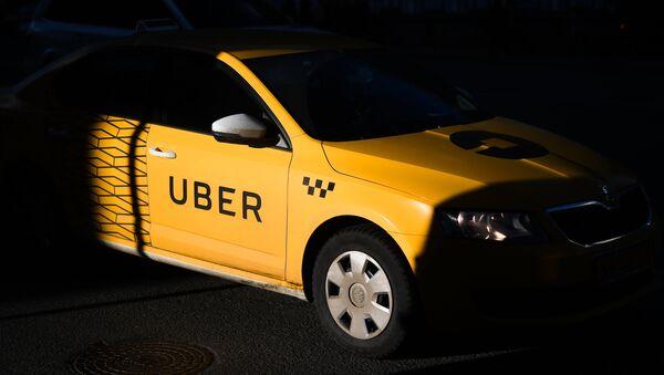 Такси UBER в Москве