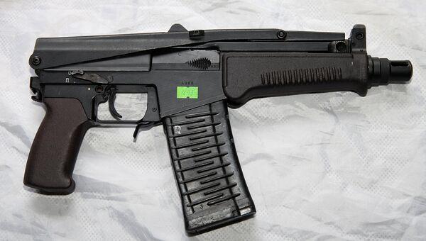 9-мм малогабаритный автомат СР-3 Вихрь