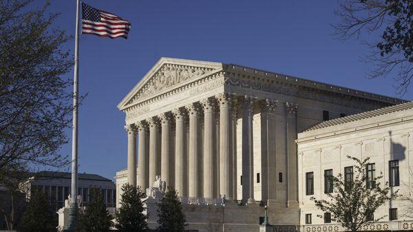 Здание Верховного суда в Вашингтоне. Архивное фото