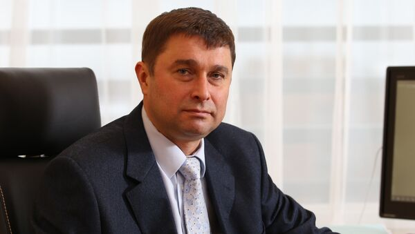 Генеральный директор Фонда перспективных исследований Андрей Григорьев. Архивное фото