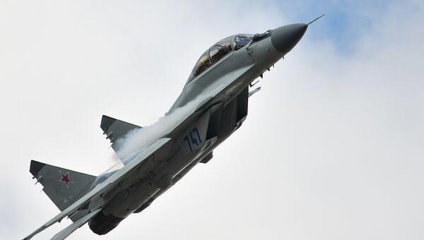 Самолет МиГ-35. Архивное фото
