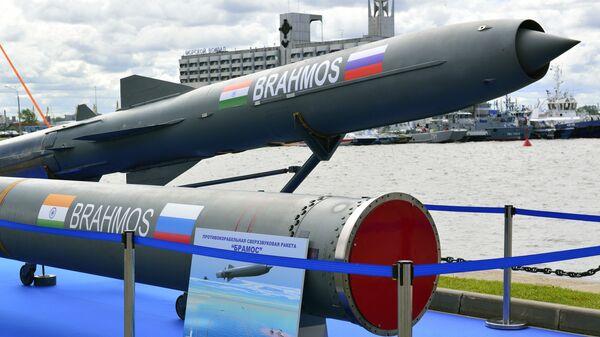 Универсальная крылатая ракета BrahMos