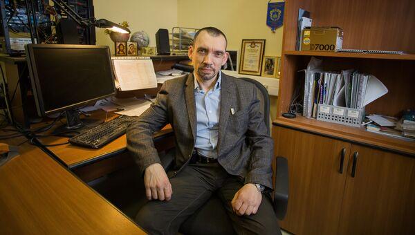 Александр Родин, планетолог и директор Физтех-школы аэрокосмических технологий Московского физико-технического института