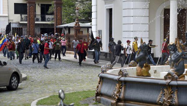 Ситуация в Венесуэле. Июль 2017