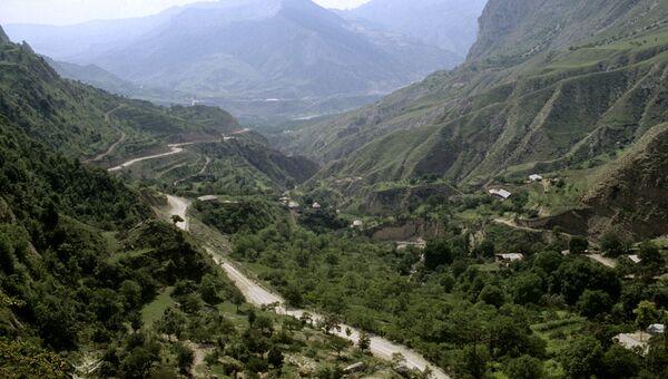 Горы Дагестана. Архивное фото.