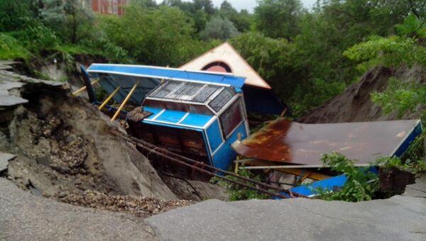 Чрезвычайная ситуация в Ульяновске