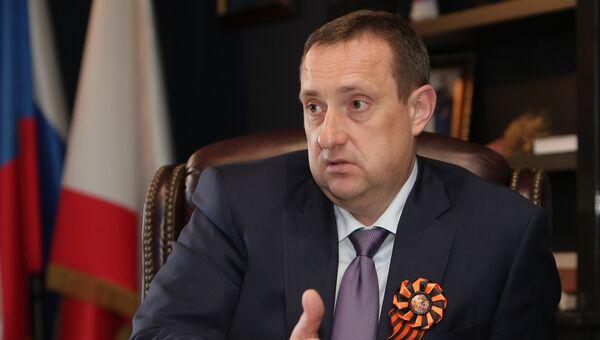 Владимир Серов. Архивное фото