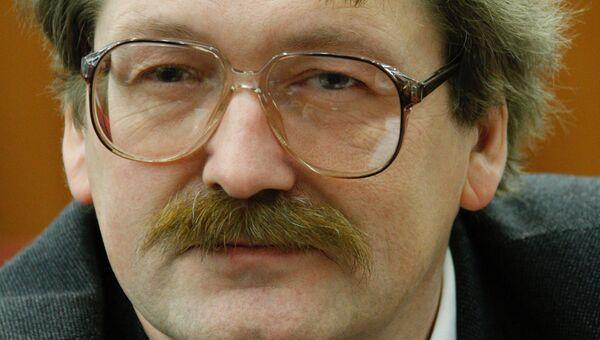 Заместитель директора Левада-центра Алексей Гражданкин. Архивное фото