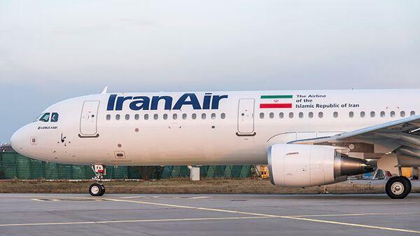 Самолет авиакомпании Iran Air