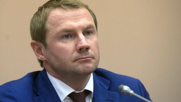 Генеральный директор компании Силовые машины Роман Филиппов. Архивное фото