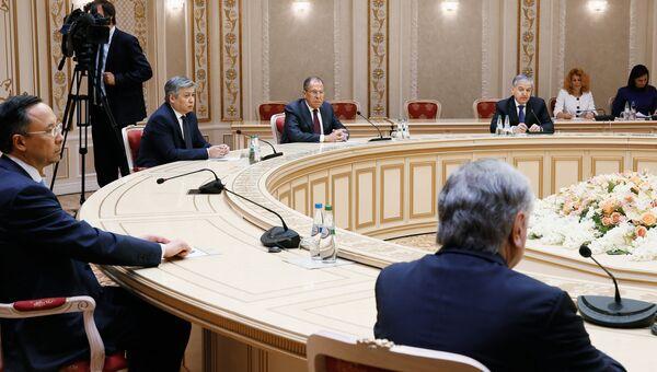 Заседание совета министров иностранных дел ОДКБ в Минске. 17 июля 2017