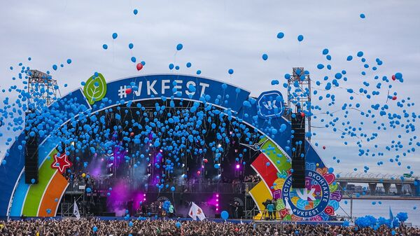 #VK fest