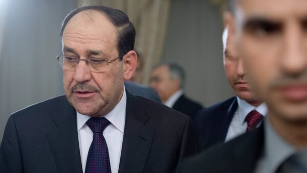 Премьер-министр Ирака Нури аль-Малики. Архивное фото