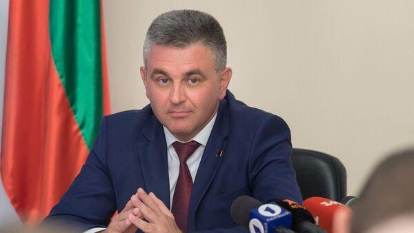 Глава ПМР Вадим Красносельский