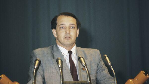 Артем Тарасов, вице-президент Союза объединенных кооператоров СССР. Архив