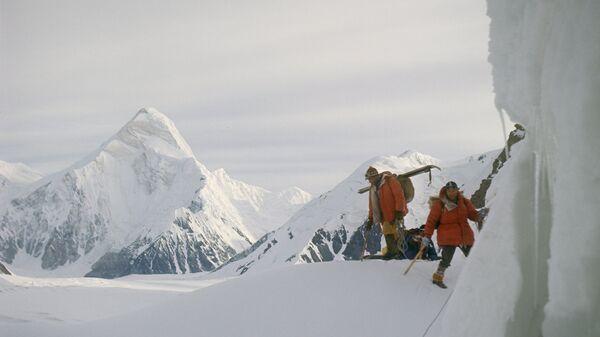 Горы в Казахстане. Архивное фото