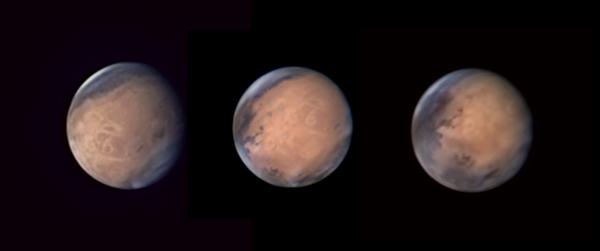 Работа фотографа Avani Soares Brief Rotation of Mount Olympus, вошедшая в шорт-лист Insight Astronomy Photographer of the Year 2017