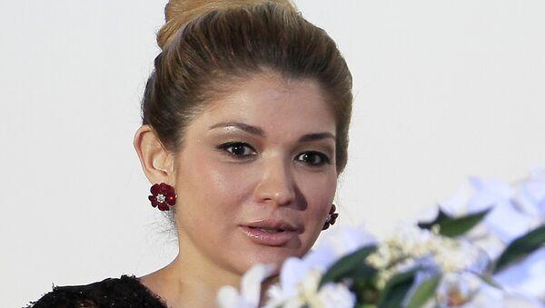 Гульнара Каримова . Архивное фото