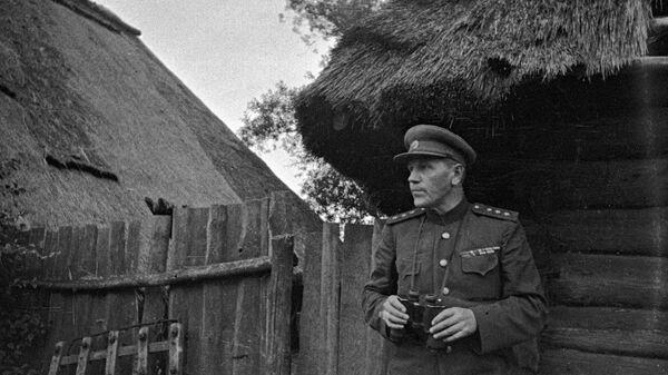 Александр Горбатов - генерал-лейтенант, командующий 3-й ударной армией. Великая Отечественная война 1941-1945 годов