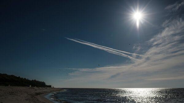 Берег Балтийского моря